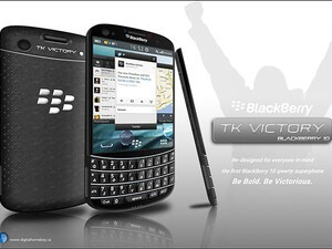 Introducing the BlackBerry TK Victory