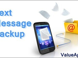 Contest: We have 40 free copies of Text Message Backup to give away!