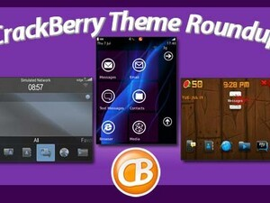 BlackBerry theme roundup - Win a free theme from drkapprenticeDESIGNS