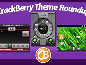 BlackBerry theme roundup for Dec 28, 2010 - 50 copies of Core by jmerhi up for grabs!
