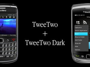 TweeTwo and TweeTwo Dark released by BBThemes!
