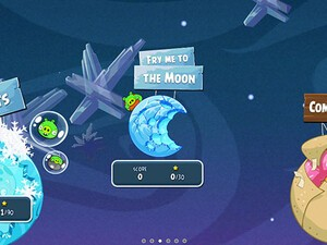 New update to Angry Birds Space for the BlackBerry PlayBook brings new planets to conquer
