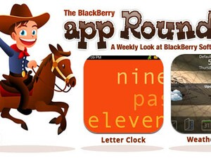 BlackBerry App Roundup for April 1, 2011 - Win 1 of 20 free copies of Weather Plus by MMMOOO!