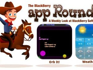 BlackBerry App Roundup - 25 copies of Weather Plus by MMMOOO to give away!