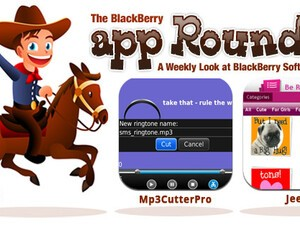 BlackBerry App Roundup for May 6, 2011 - Win 1 of 100 copies of Mp3CutterPro!
