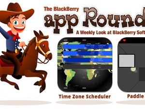 BlackBerry App Roundup for May 20, 2011 - We have 50 copies of Paddle Ball 3D to give away!