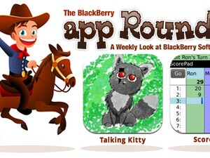 BlackBerry App Roundup for June 3, 2011 - We have 50 copies of Talking Kitty to give away!
