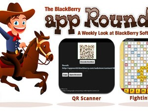 BlackBerry App Roundup for June 17, 2011 - Win 1 of 25 free copies of Fightin' Words!