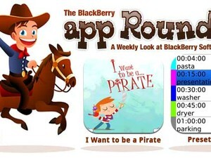 BlackBerry App Roundup - Win 1 of 25 copies of Preset Timer by Vorino Software!