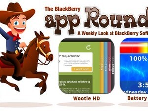 BlackBerry App Roundup - 25 copies of Battery Monitor up for grabs