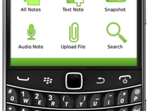 Evernote for BlackBerry updated to v3.3.342 bringing offline notes, better sync and much more