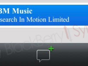 RIM developing BBM Music - Share music and playlists with your friends via BBM