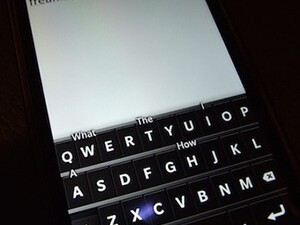Which BlackBerry 10 device will you choose: all touchscreen or physical keyboard?