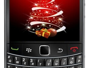 Enter RIM's #BerryHoliday contest December 12-22 on Twitter