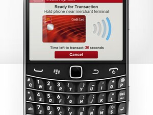 Rogers and CIBC bring first mobile credit card payments to Canada using BlackBerry smartphones