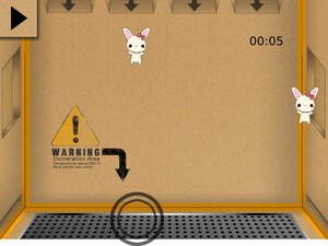 Save the fluffy bunnies from incineration - Bunny Rescue by Vimukti Technologies