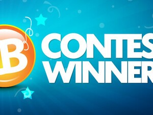 Contest winners: BlackBerry Z10 week 4 and Fitness Month week 3!