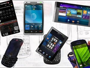 10 Hot Dream BlackBerry Concept Designs!