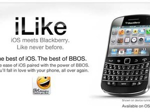 Contest: iLike by Bbt Designs - Experience iOS on your Blackberry like never before