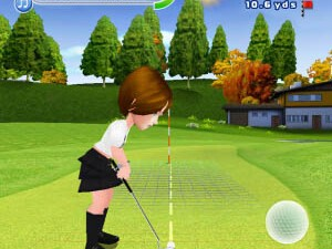 Gameloft releases Let's Golf 2 HD for the BlackBerry PlayBook