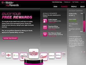T-Mobile rolls out new myRewards program for subscribers