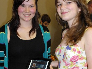 Students compete in app building contest at the Ottawa Game Conference
