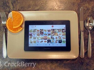 Quick Review: Recipe Box for the BlackBerry PlayBook