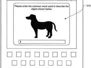 RIM granted patent to enable CAPTCHAs to access device while in motion