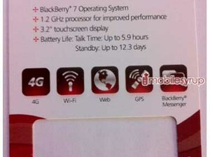Rogers to carry the BlackBerry Torch 2 9810