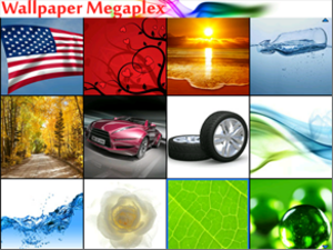 Wallpaper Megaplex for BlackBerry - Enter to win 1 of 30 free copies!