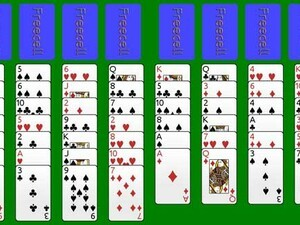 Play 5 different games of solitaire with SoloDeck for BlackBerry PlayBook