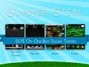 Check out the Summer Steal Sale from AG Designs & Graphics and enter to win a free theme!