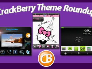 BlackBerry theme roundup for March 21, 2011 - Win 1 of 30 copies of PlayBook Inside by Walker Themes!