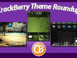 BlackBerry theme roundup for May 18, 2011 - Win 1 of 50 free copies of Reflex by Gray Matter Themes!