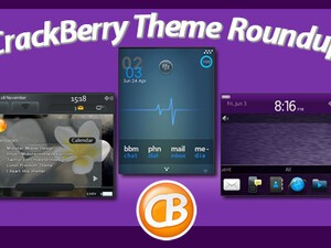BlackBerry theme roundup for June 16, 2011 - Win 1 of 30 free copies of HeartBeat by Walker Themes!