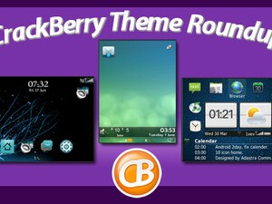BlackBerry theme roundup for June 23, 2011 - Win 1 of 50 free copies of Aquilles by Raypho Themes!