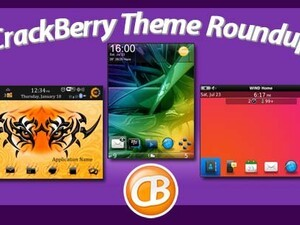 BlackBerry theme roundup - Win a free copy of SFX by Global Torch Themes and BlackBerry Theme Park