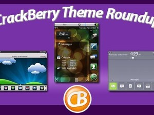 BlackBerry theme roundup for November 22, 2010 - Win 1 of 50 free copies of BeAmplified!