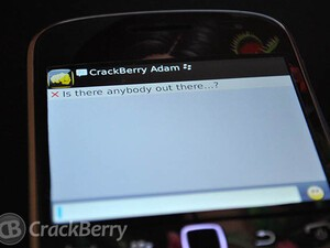 T-Mobile customers experiencing BlackBerry data outages