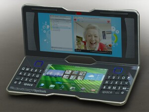 A dreamy BlackBerry PlayBook 3.0 concept!