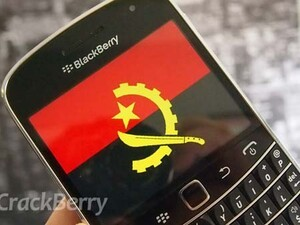 Unitel begins offering BlackBerry services in Angola