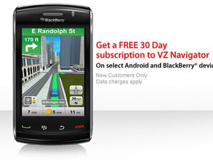 Verizon updates VZ Navigator - Try it out free for 30 days!