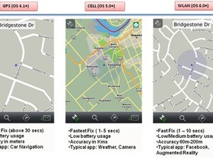 RIM launches Wi-Fi geolocation services for location based sharing app development