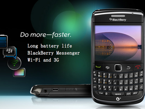 RIM and China Mobile launch the very lucky BlackBerry Bold 9788
