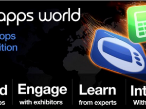 Calling app developers, attend AppsWorld Europe this November