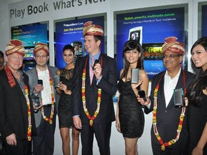 RIM plans to open 15 premium BlackBerry stores in India