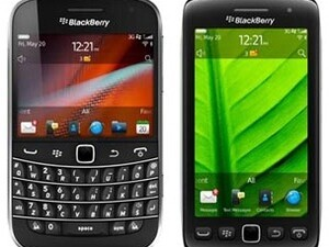 Orange and T-Mobile UK release the BlackBerry Bold 9900 and Torch 9860
