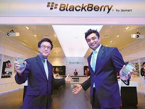 Biggest BlackBerry Store in Asia opens in Jakarta