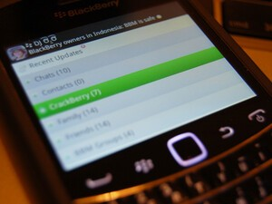 Indonesian BlackBerry owners reassured BlackBerry Messenger is safe
