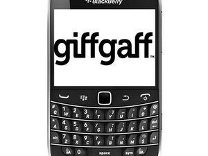 BlackBerry Internet Services to be supported by giffgaff
